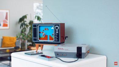 Foto de Nintendinho (NES) de LEGO é revelado