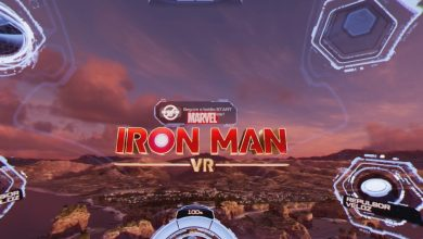Foto de Análise: Iron Man VR te transforma no Homem de Ferro