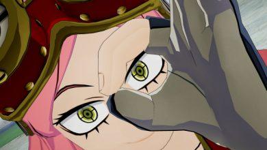 Foto de Mei Hatsume é anunciada para My Hero One's Justice 2