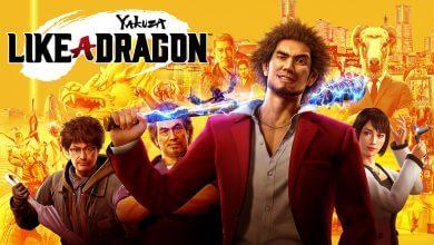 Foto de Yakuza: Like a Dragon será lançado para PS5