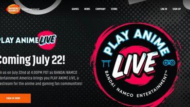 Foto de Bandai anunciou conferencia digital para Julho