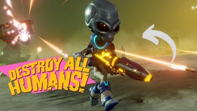 Foto de Destroy All Humans! remake: 'Welcome to Area 42' trailer