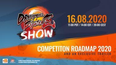 Foto de Dragon Ball FighterZ Show acontece agora no Domingo 16/08!