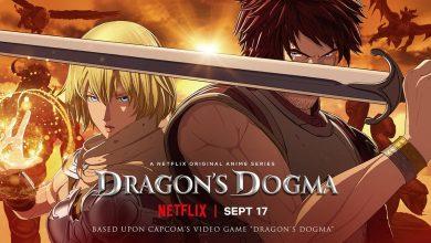 Foto de Dragon's Dogma: Data para lançamento da animação!