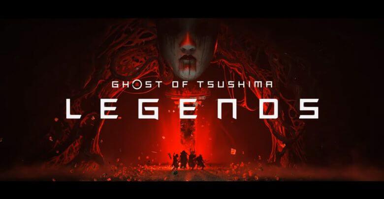 Ghost of Tsushima Multiplayer Legends