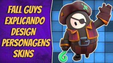 Foto de Fichário: Fall Guys – Tudo sobre as skins, personagens e o design do jogo