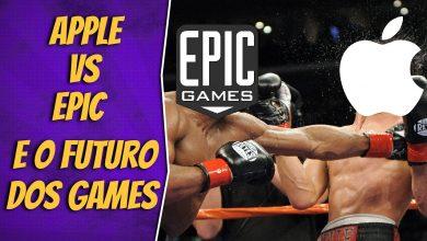 Foto de Fichário: Epic Games vs Apple – Como a treta/batalha pode mudar a indústria dos jogos