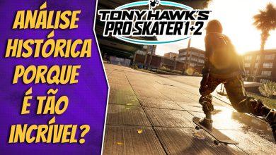 Foto de Fichário: Tony Hawk's Pro Skater 1+2 – Análise Histórica/Preview – Porque é tão incrível?