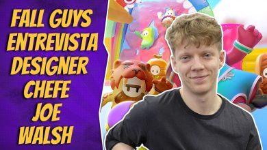 Foto de Fichário: Fall Guys – Entrevista com Joe Walsh, Designer Chefe – Novos minigames, competitivo e mais