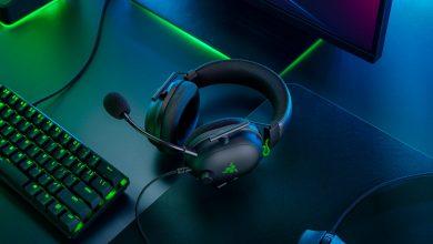 Foto de Novo headset Razer BlackShark V2