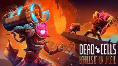 Foto de Dead Cells: Update Barrels o' Fun está disponível