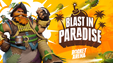 Foto de Rocket Arena: Impacto no Paraíso já começou!