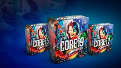 Foto de Processadores Intel 10ª Gen KA Marvel's Avengers Edition
