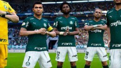 Foto de KONAMI não renova parceria com Palmeiras no PES 2021