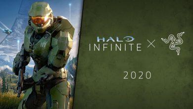 Foto de Produtos Razer licenciados de Halo Infinite