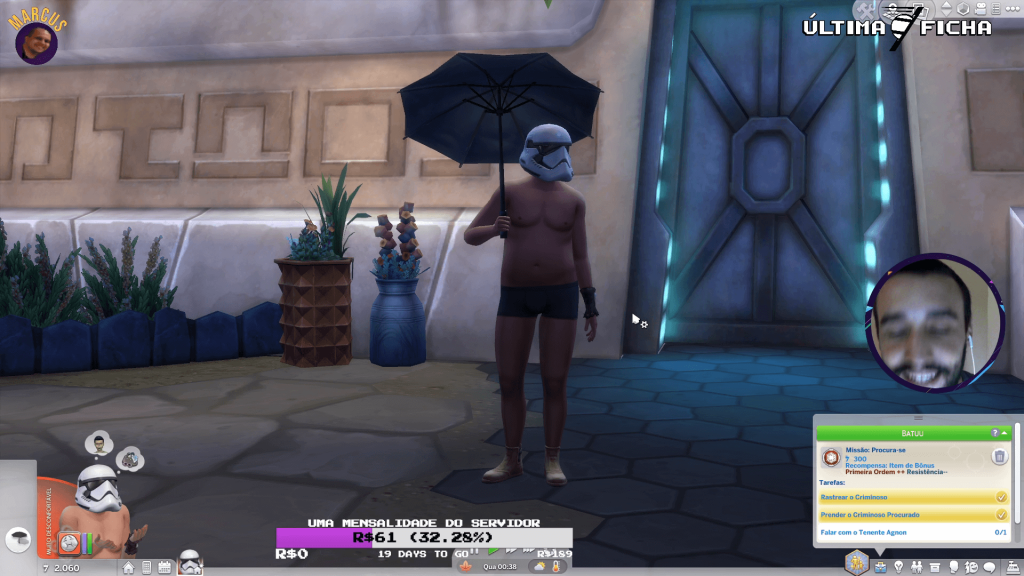 Análise: The Sims 4 Star Wars: Journey to Batuu