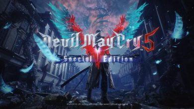 Foto de Devil May Cry 5 Special Edition chegará a nova geração