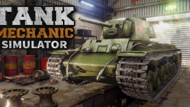 Foto de Análise: Tank Mechanic Simulator uma boa ideia, mas…
