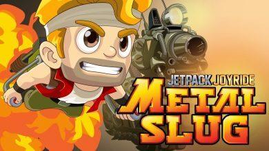 Foto de Metal Slug terá crossover com Jetpack Joyride por tempo limitado