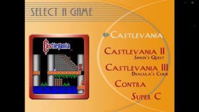 Foto de Jogos da série Metal Gear e Konami Collector's Series: Castlevania and Contra são classificados para PC