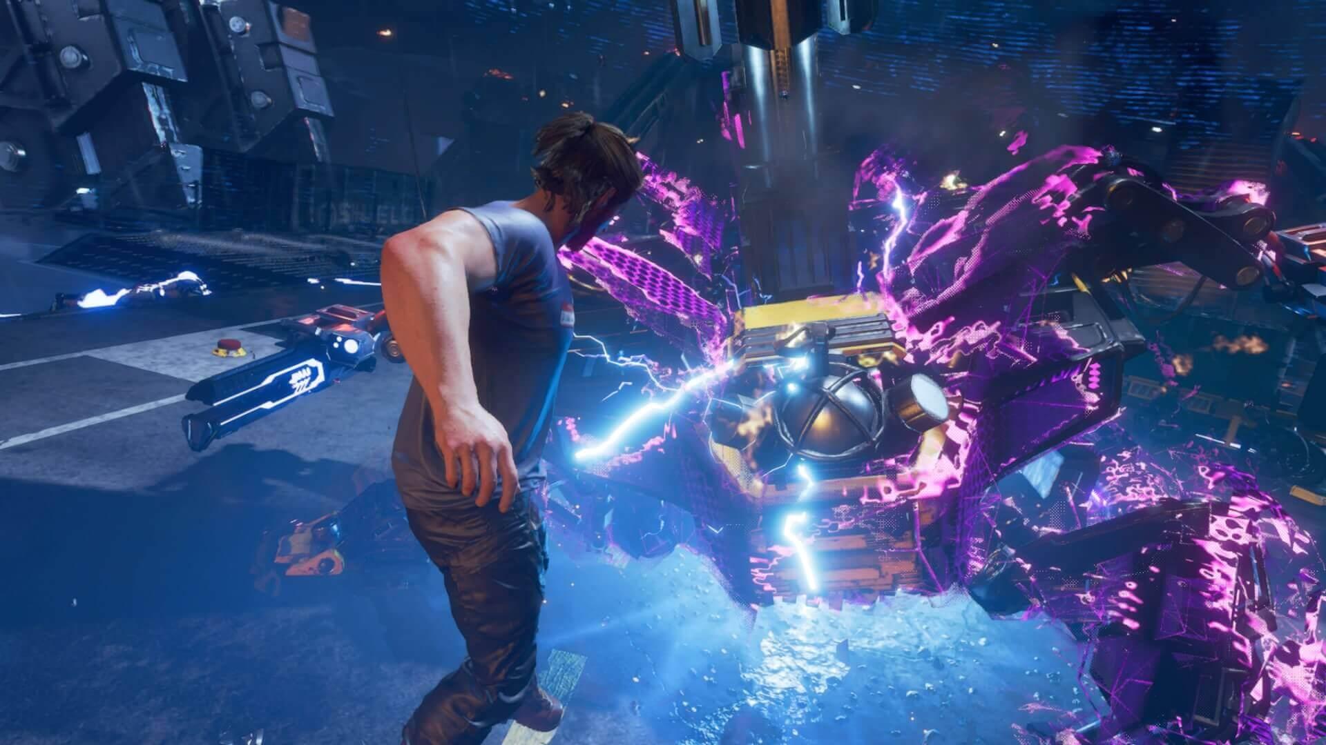 Jogabilidade de Marvel's Avengers é um show de insanidade
