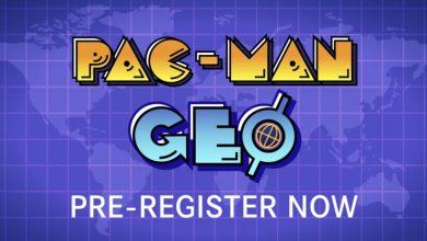 Foto de Pac-Man Geo anunciado para IOS e Android!