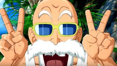 Foto de Mestre Kame será lançado dia 18 de Setembro em Dragon Ball FighterZ