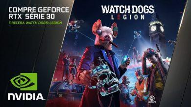 Foto de Ganhe Watch Dogs: Legion comprando uma RTX 30