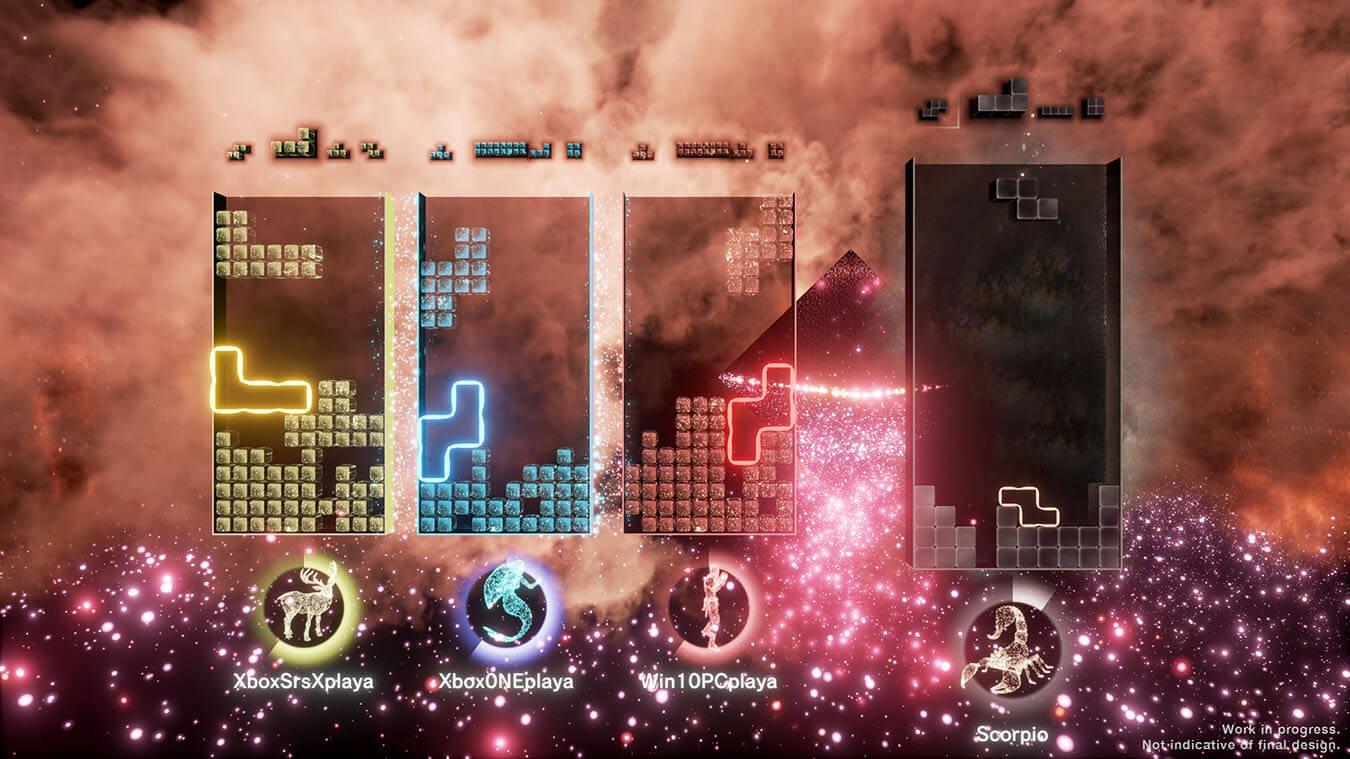 Tetris Effect: Connected lança em novembro - Última Ficha