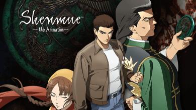Foto de Anime de Shenmue é anunciado pela Crunchyroll e Adult Swim
