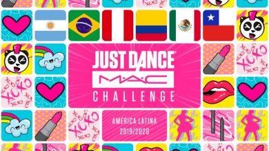 Foto de Competidores do Brasil e Chile conquistam o Just Dance M.A.C Challenge