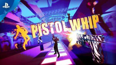Foto de Análise: Pistol Whip, Atire, esquive e dance!