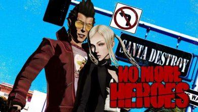Foto de No More Heroes e No More Heroes 2: Desperate Struggle disponível para Switch
