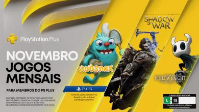 Foto de PS Plus de Novembro tem jogos anunciados!