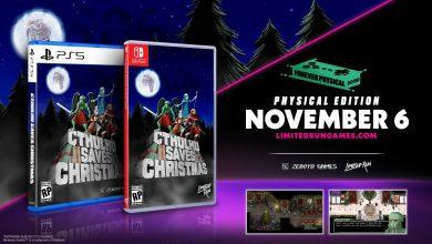 Foto de Cthulhu Saves Christmas recebe data de lançamento nos consoles!