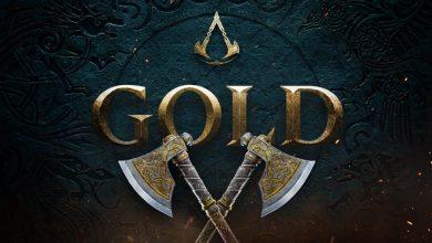 Foto de Assassin's Creed Valhalla entra no status gold