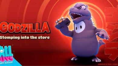 Foto de Godzilla chegará a Fall Guys