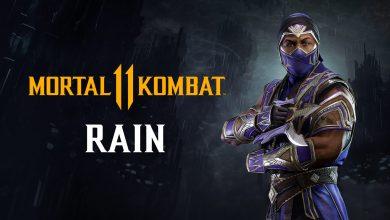 Foto de Trailer de Mortal Kombat 11: Ultimate foca em Rain