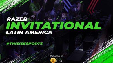 Foto de Razer anuncia o Invitational da América Latina