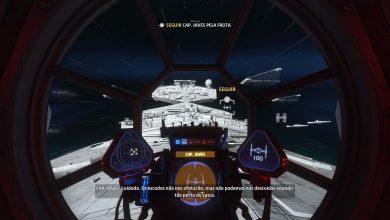 Foto de Análise: Star Wars Squadrons cumpre seu objetivo