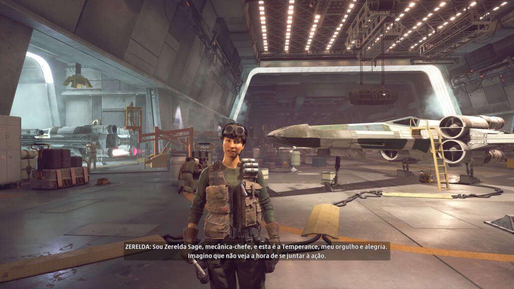 Star Wars: Squadrons já está disponível para PS4, Xbox One e PC e foi feito focado no VR. Confiram aqui nossa análise e detalhes de Squadrons!