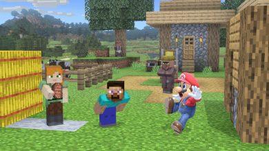 Foto de Super Smash Bros. Ultimate receberá Steve como DLC!