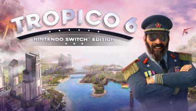 Foto de Tropico 6 estreia em 6 de novembro no Nintendo Switch