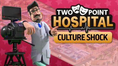 Foto de Two Point Hospital nova DLC Culture Shock