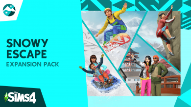 Foto de The Sims 4 Diversão na Neve chegará em Novembro