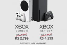 Foto de Xbox Series X|S teve redução de preço anunciado no Brasil