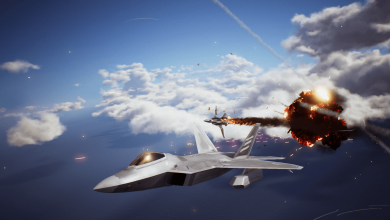 Foto de Ace Combat 7: Skies Unknown nova DCL