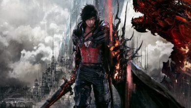 Foto de Final Fantasy XVI revela artes, cenários e personagens