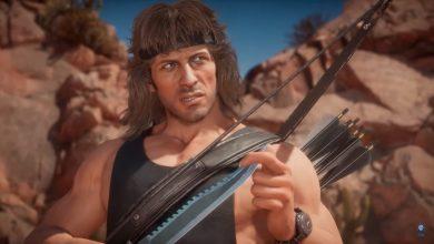 Foto de Confira Rambo em ação em Mortal Kombat 11 Ultimate