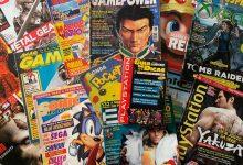 Foto de As Revistas de jogos, suas histórias e sua preservação